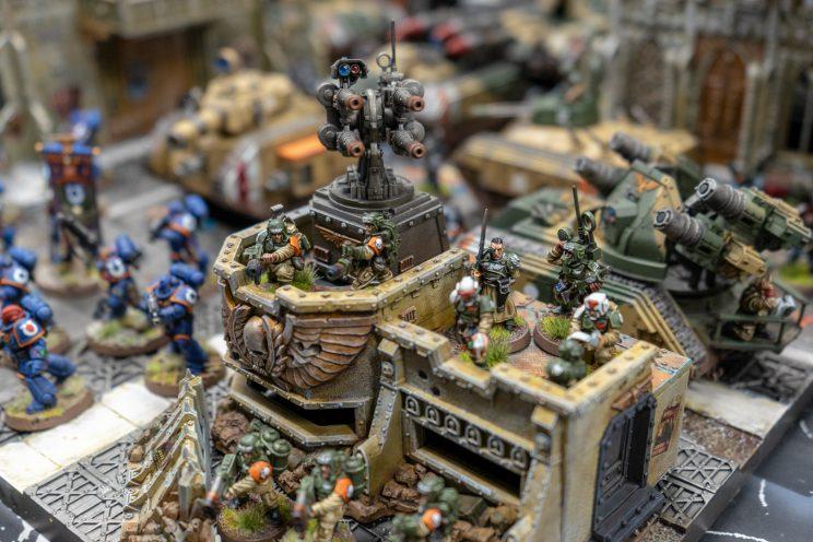 Armies on Parade 2018 - Alejandro's Imperium