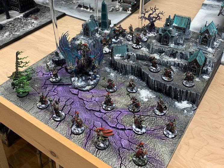 Armies on Parade 2018 - Tim's Stormcast Eternals