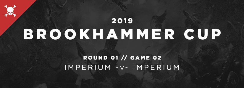 Brookhammer Cup – Imperium v. Imperium