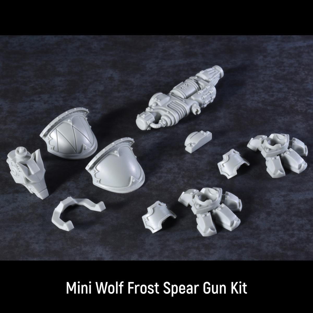 Iron Wolf Minis Bits